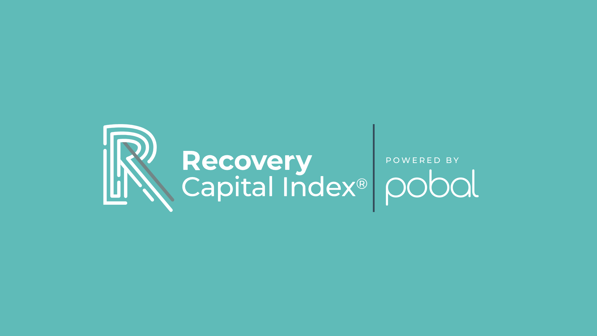 Recovery Capital Index RCI powered by pobal logo (3)